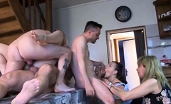 3 Kinky Amateur Cougars Share Their Passion For Rough Sex