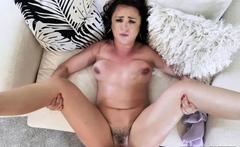 Nicole Sage enjoys hard dick fucking her