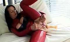 Crispy Chick BDSM Nylon Sex