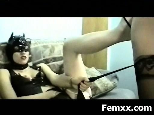 Tempting Hottie BDSM Femdom Porn